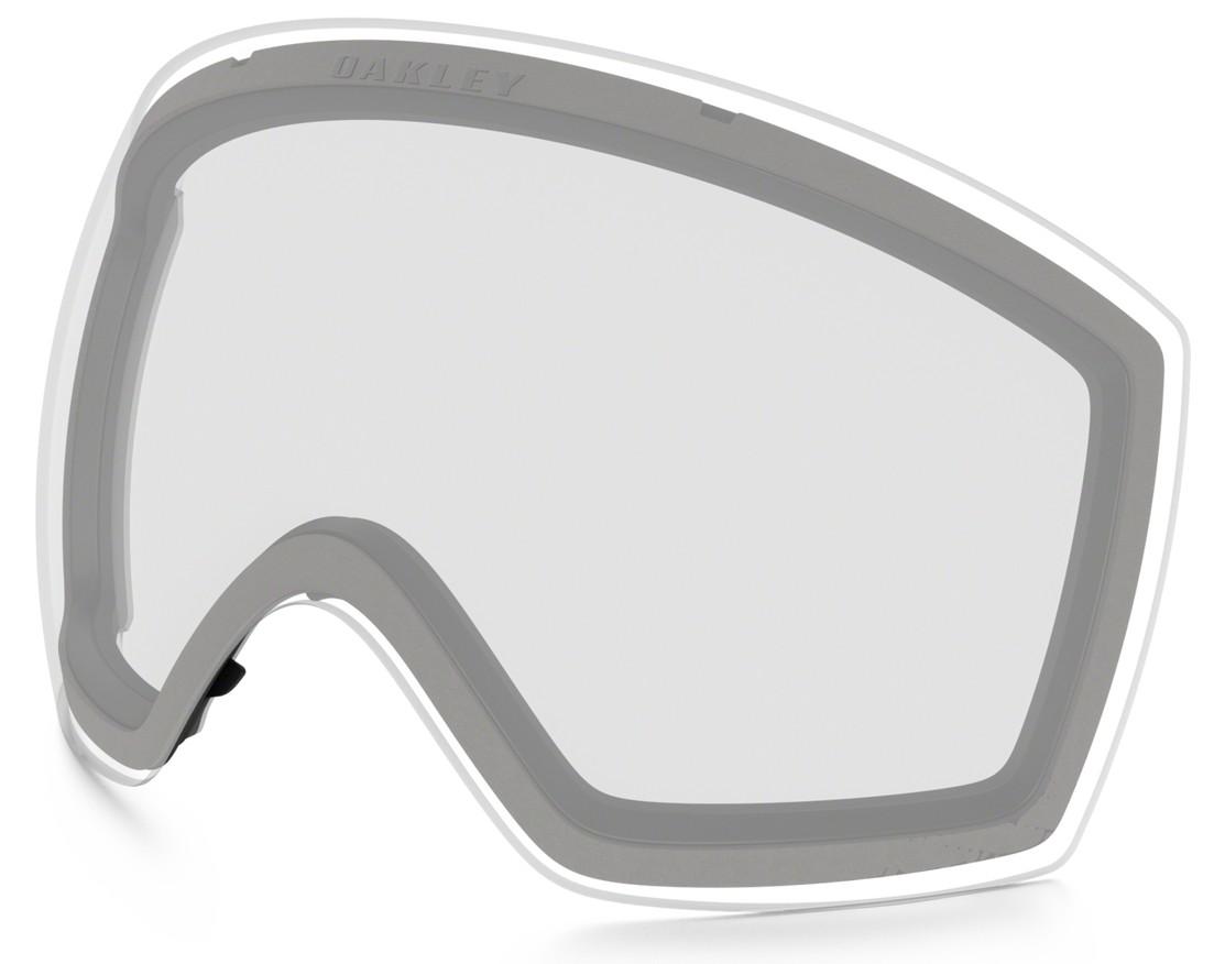 Oakley - Flight Deck Ersatzgläser (OO7050-R, Rahmen: -, Glas: Clear)