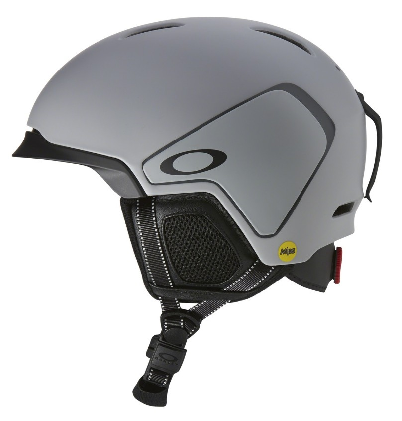 Oakley - MOD 3 Skihelm (99432MP, Rahmen: Matte Grey, Glas: -)
