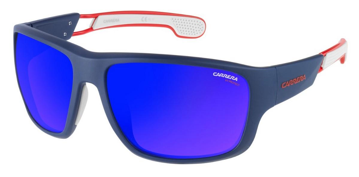 Carrera Eyewear Herren Sonnenbrille » CARRERA 4006/S«, blau, RCT/Z0 - blau/blau