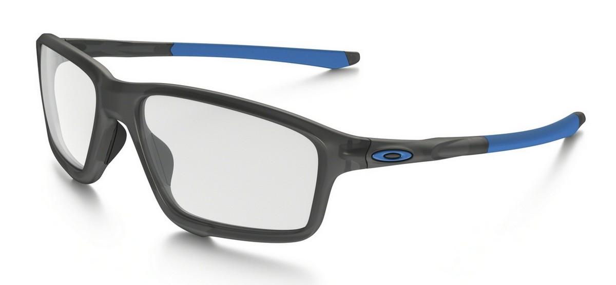Oakley - Crosslink Zero (OX8076, Rahmen: Satin Grey Smoke, Glas: -)
