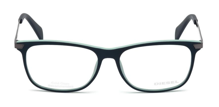 Diesel Herren Brille » DL5218«, blau, 092 - blau