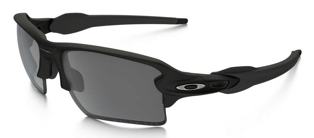 Oakley - Flak 2.0 XL (OO9188, Rahmen: Matte Black, Glas: Black ...