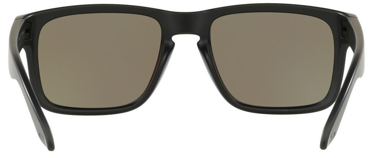 Oakley Holbrook OO9102 D7 57 matte black / prizm tungsten polarized U6hSpaC