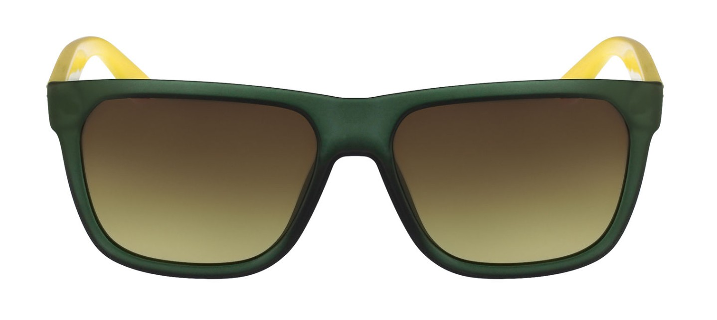 Lacoste - L732S (L732S, Rahmen: Green, Glas: Brown Gradient)