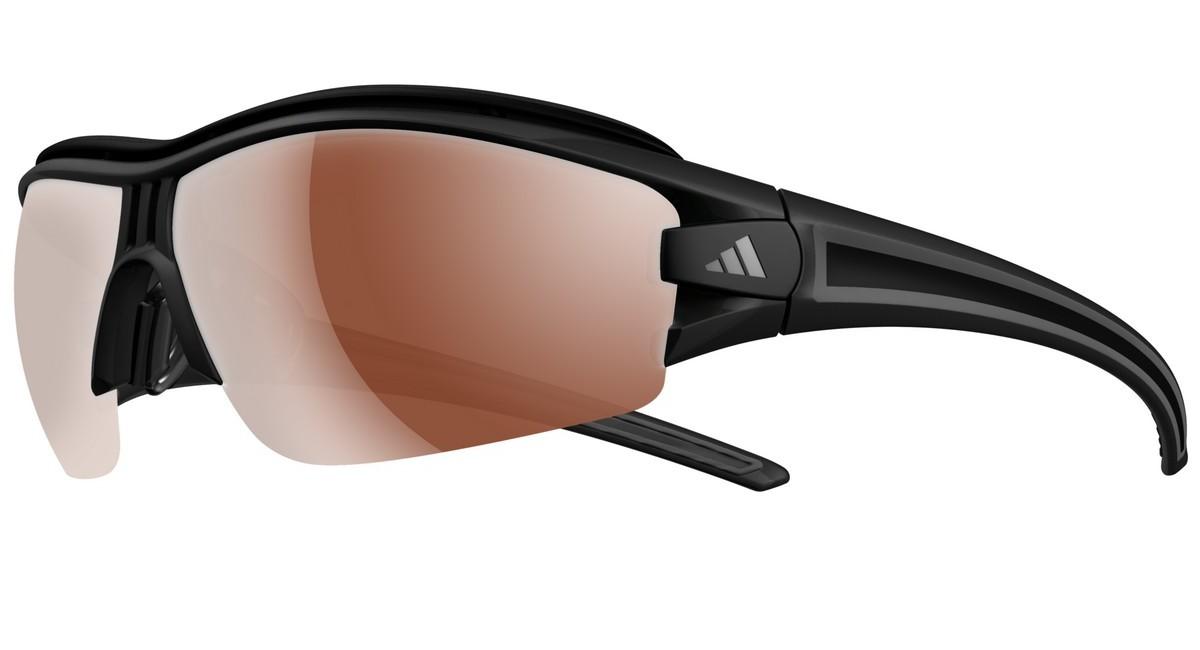 adidas Performance Adidas Performance Sonnenbrille »Evil Eye Halfrim Pro XS A180«, schwarz, 6054 - schwarz/braun