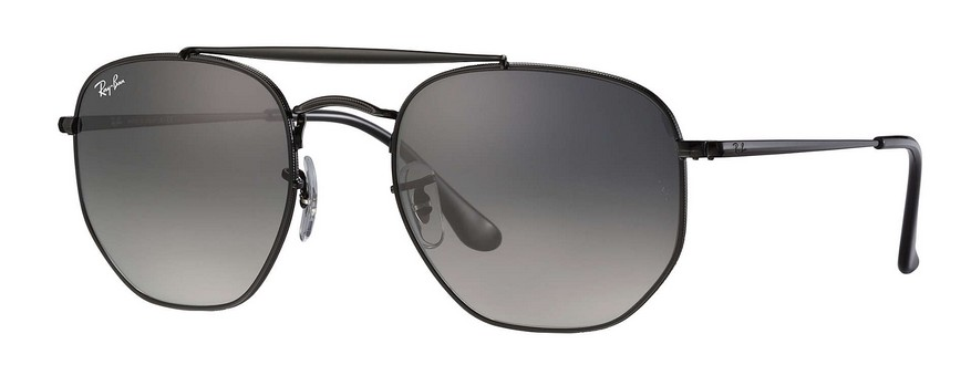 Ray Ban RB3648 002/71 The Marshal 51 Sonnenbrille verglast OhY7mFQuY