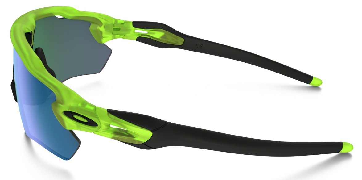 Oakley - Radar EV XS Path Youth Fit (OJ9001, Rahmen: Matte Uranium ...