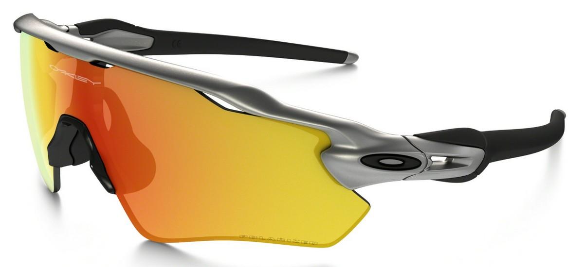 Oakley - Radar EV XS Path Youth Fit (OJ9001, Rahmen: Silver, Glas ...