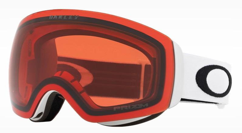Oakley - Flight Deck XM (OO7064, Rahmen: Matte White, Glas: Prizm Rose)