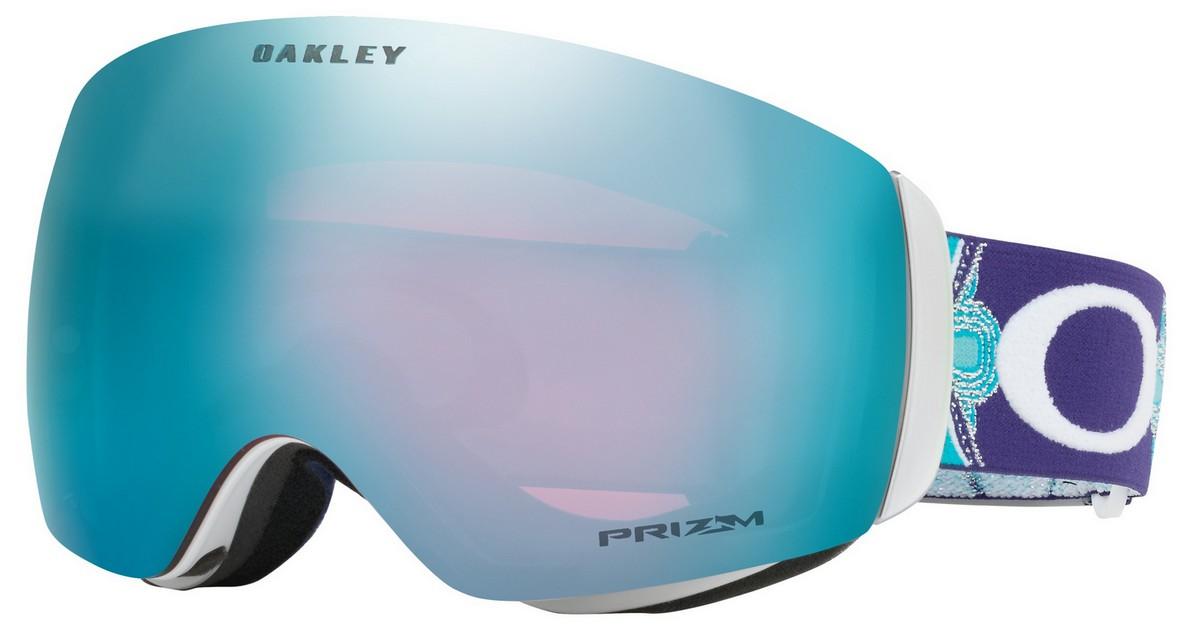 Oakley - Flight Deck XM (OO7064, Rahmen: Wanderlust Ice, Glas: Prizm ...