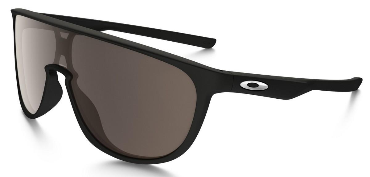 Oakley - Trillbe (OO9318, Rahmen: Matte Black, Glas: Warm Grey)