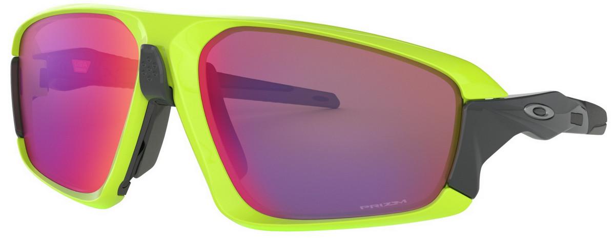 Oakley - Field Jacket (OO9402, Rahmen: Retina Burn, Glas: Prizm Road)