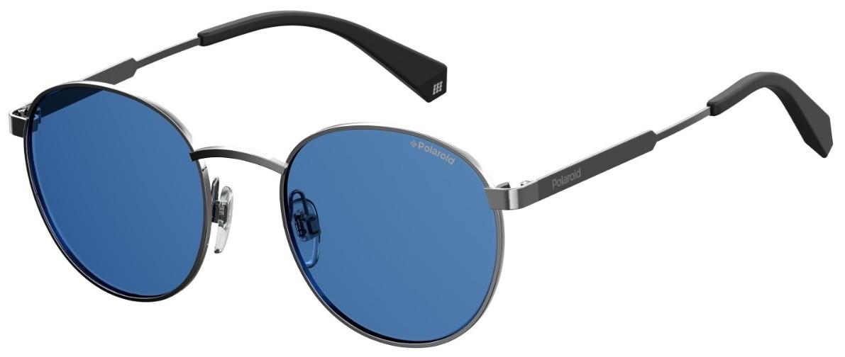 Polaroid Sonnenbrille » PLD 2053/S«, blau, PJP/C3 - blau/blau