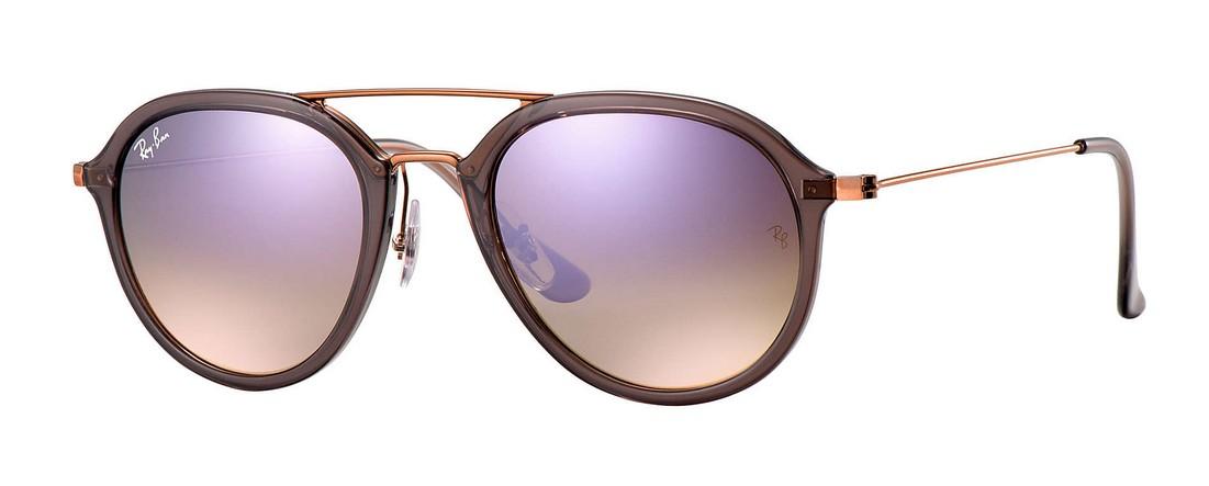 Ray Ban RB4253 820/A6 Gr53 Sonnenbrille verglast RG7MHw760v