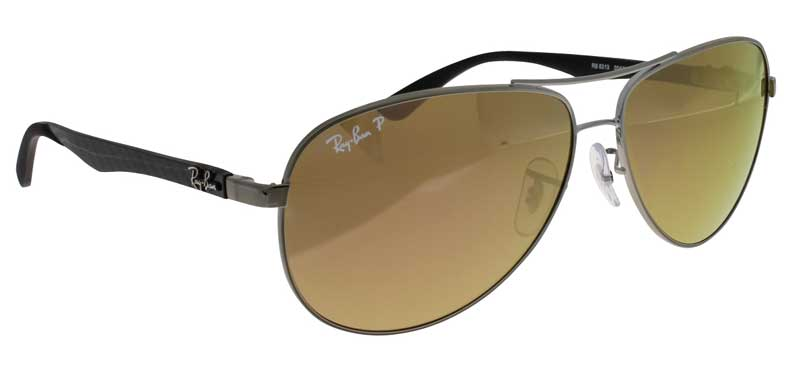 Ray-Ban Rb 8313-004/n3 58-13 S0cEN