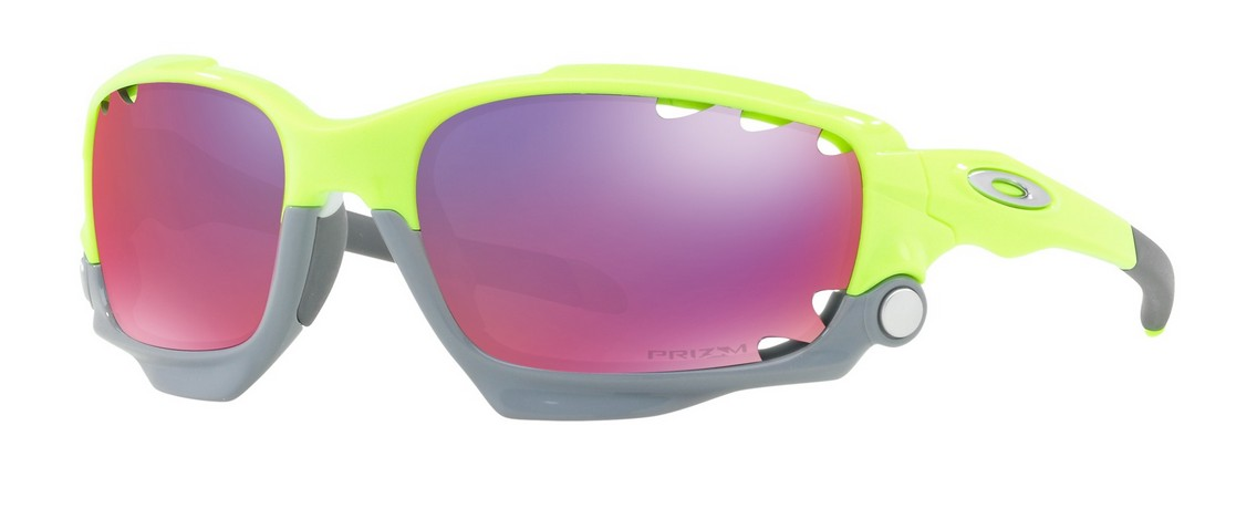 Oakley - Racing Jacket (OO9171, Rahmen: Retina Burn, Glas: Prizm Road)