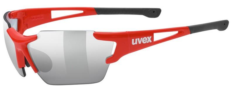 Uvex Sportstyle 803 Race Small VM Fahrrad Brille schwarz Radsport