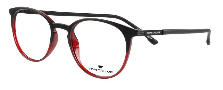 sehr bequem Shop für neueste Outlet-Verkauf Tom Tailor Eyewear - TT 60476 Ultem (TT 60476 Ultem, Rahmen ...
