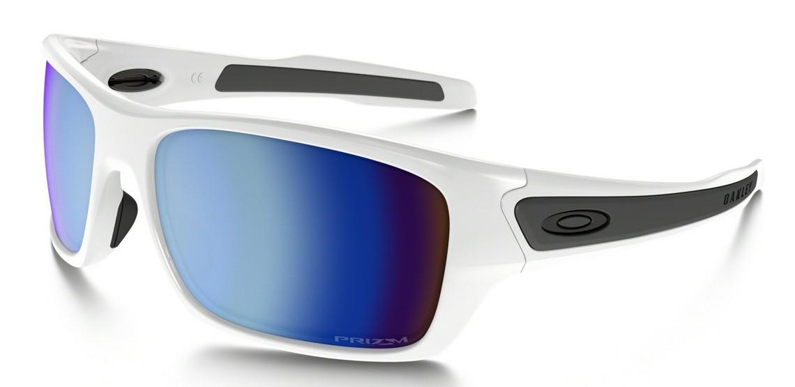 Oakley - Turbine XS Youth Fit (OJ9003, Rahmen: Polished White, Glas ...