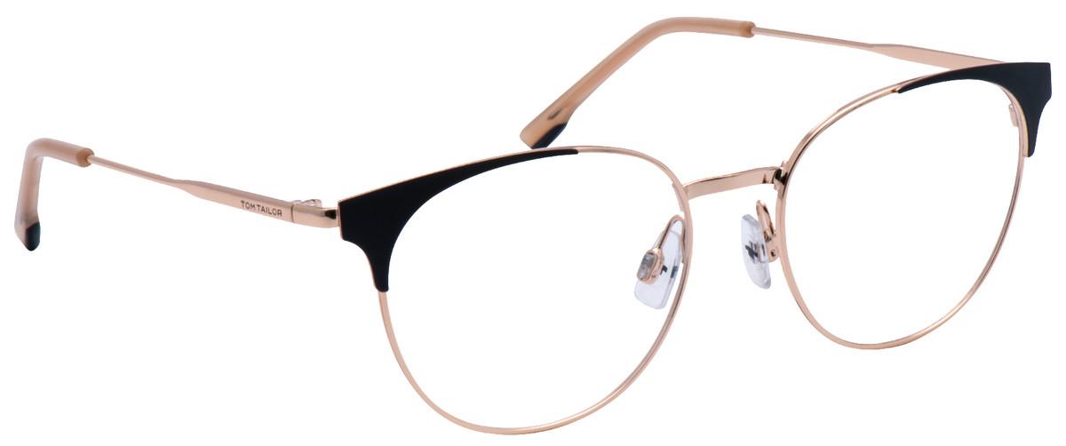 wholesale outlet cheap great fit Tom Tailor Eyewear - TT 60494 (TT 60494, Rahmen: Gold Rose ...