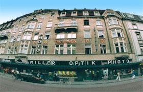 Miller Optik, Hauptfiliale