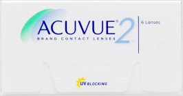 Acuvue 2 2-Wochenlinsen 6er Box