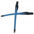 Crosslink Ersatzbügel Satin Black/Sky Blue