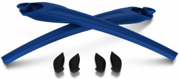 Flak 2.0 Frame Accessory Kit Electric Blue