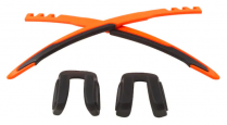 Jawbreaker Frame Accessory Kit Matte Orange/Black