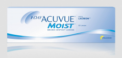 Johnson & Johnson 1-Day Acuvue Moist 30er Box 1-Day Acuvue Moist 30er Box