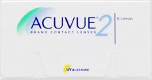 Acuvue 2 2-Wochenlinsen 6er Box 8,30