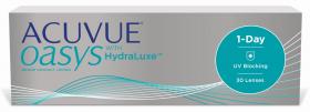 Johnson & Johnson Acuvue Oasys 1-Day mit HydraLuxe Technologie 30er Acuvue Oasys 1-Day mit HydraLuxe Technologie 30er