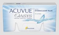 Acuvue Oasys 2-Wochen 12er Box 8,40