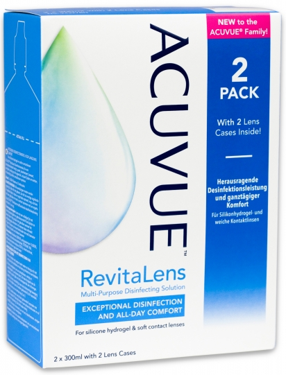 Acuvue RevitaLens 2 x 300ml