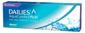 Alcon DAILIES AquaComfort Plus Multifocal 90er Box DAILIES AquaComfortPlus Multifocal 90er Box