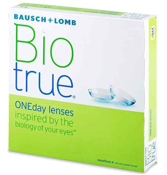 Biotrue OneDay 90er Box