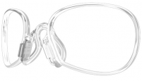 Clip-in Vollrand clear