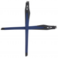 Crosslink Ersatzbügel Satin Black/Blue
