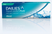 Alcon DAILIES AquaComfortPlus toric 30er Box DAILIES AquaComfortPlus toric 30er Box