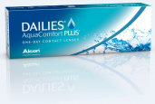 Alcon DAILIES AquaComfort Plus 30er Box Focus DAILIES AquaComfort Plus 30er Box