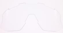 Fusion Ersatzgläser Transparent