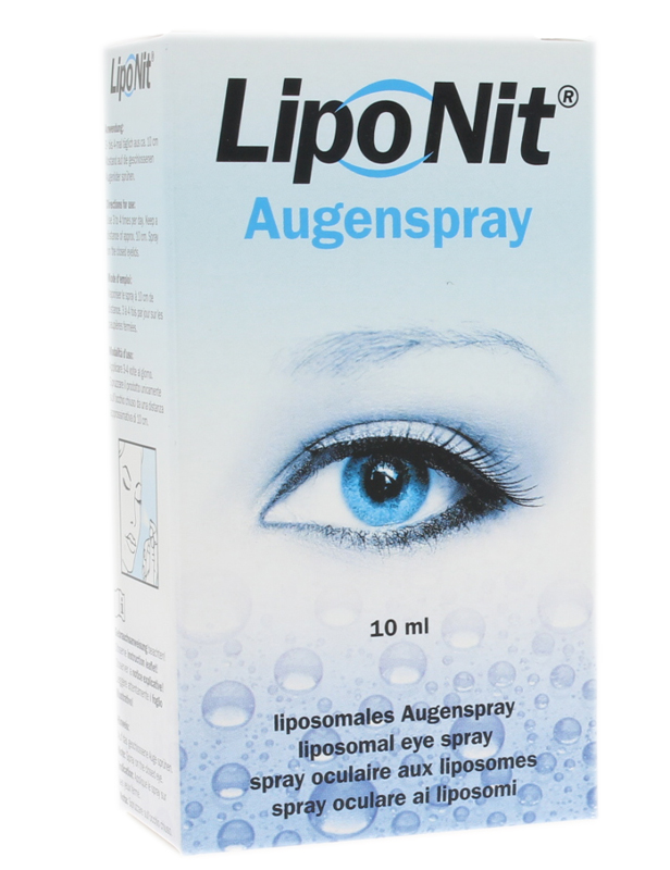 LipoNit Augenspray 10ml