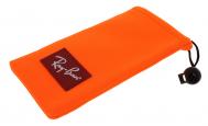 Mikrofaserbeutel Ray Ban orange