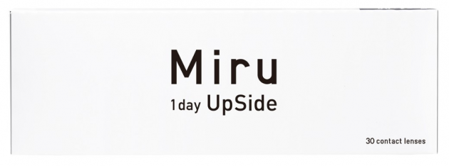 Miru 1day Flat Pack 30er Box