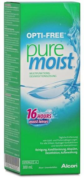 Optifree Pure Moist 300ml