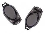 Optischer Einsatz für Schwimmbrille Liberator black / Stückpreis
