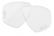 Optisches Glas für Taucherbrille clear / Stückpreis