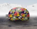 Skibrillenschutz Blumen