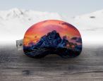 Skibrillenschutz Dolomiten