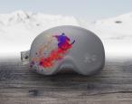 Skibrillenschutz Snowboarder